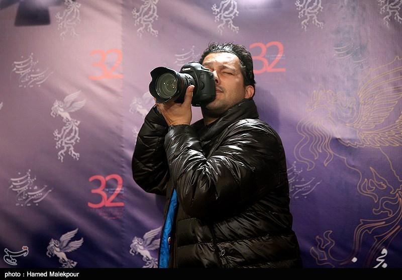 حامد بهداد در نشست خبری فیلم سینمایی زندگی جای دیگری است