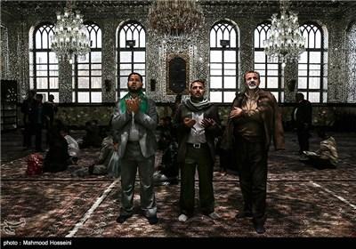 مرقد السید عبد العظیم الحسنی (ع) فی جنوب طهران