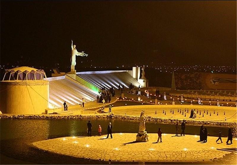 باغ موزه دفاع مقدس همدان؛ نگین گردشگری ایران+تصاویر