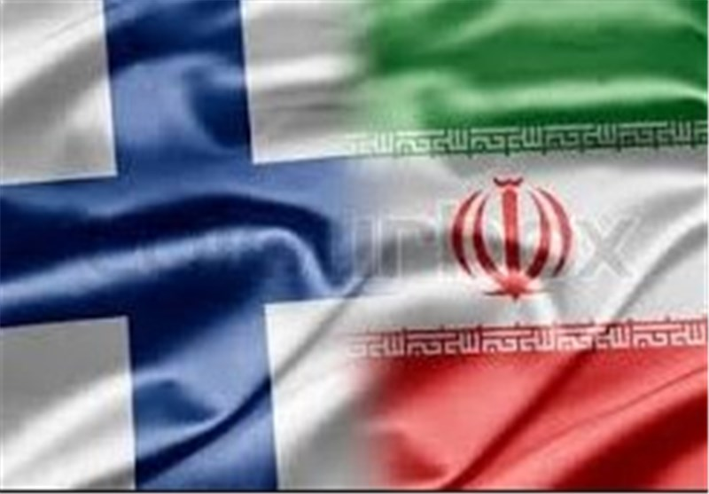 Finnish FM Asks for Broader Helsinki-Tehran Relations