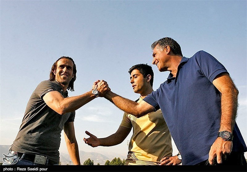 Iran Squad for World Cup: Ali Karimi Dropped, Azmoun Invited