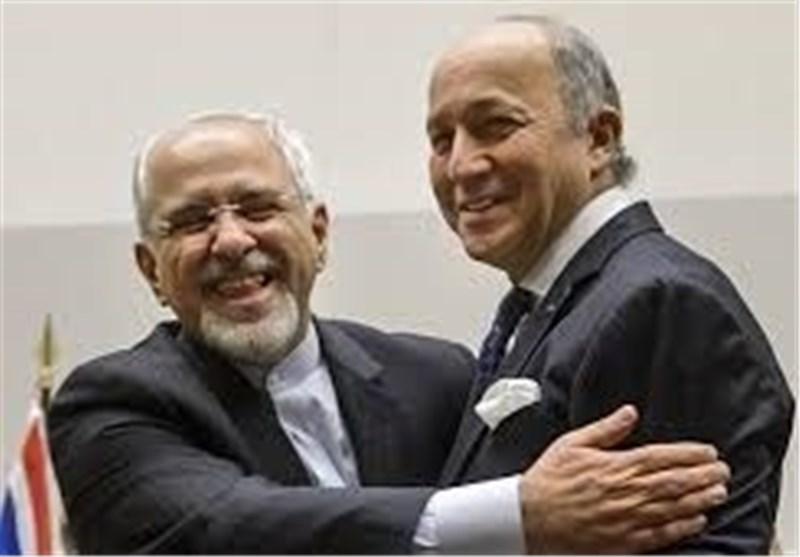 Fabius Optimistic about Atmosphere of Mutual Trust between Iran, Powers