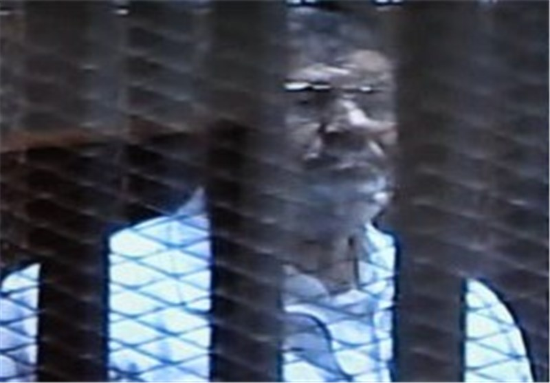 Mursi Due in Court for Espionage Trial