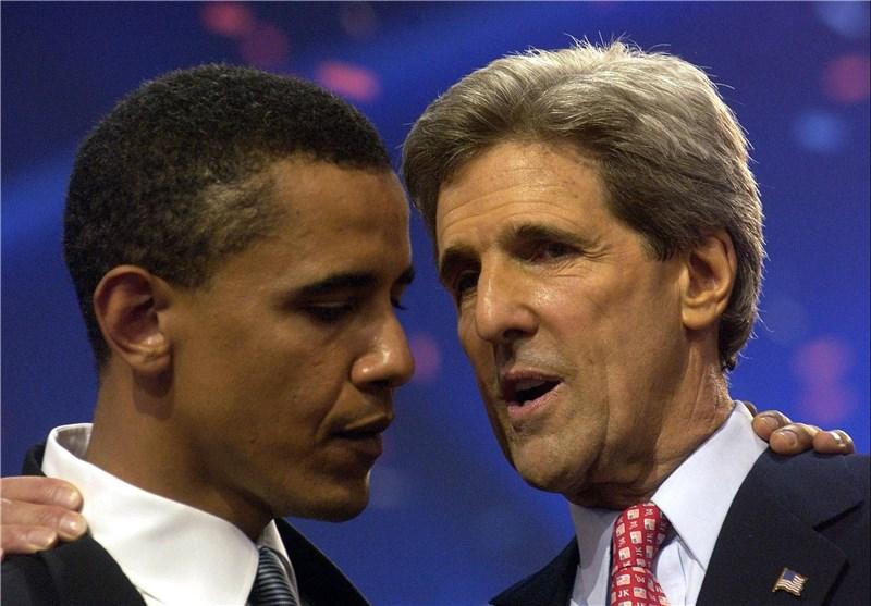 کیری : أوباما طلب خیارات سیاسیة جدیدة فی سوریا