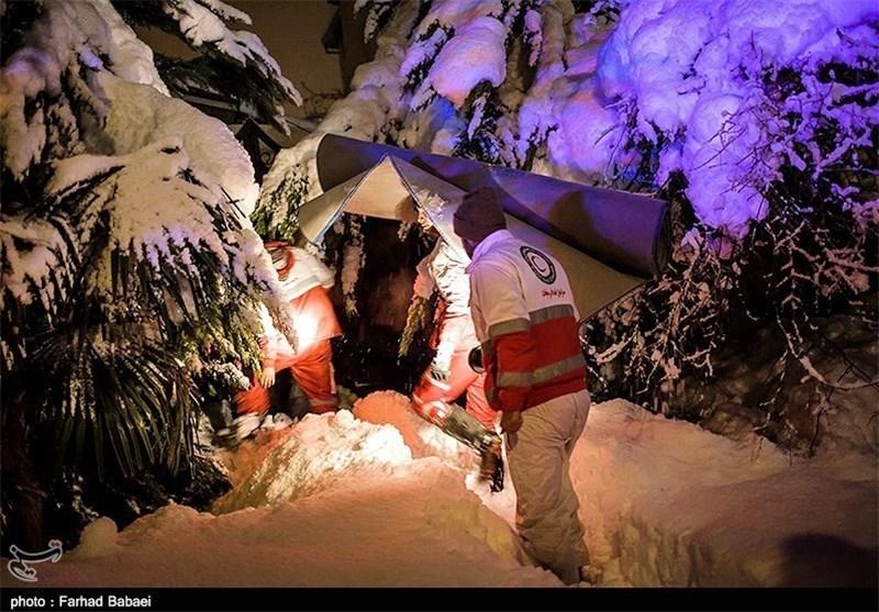 طرح ملی امداد و نجات زمستانه در استان مرکزی اجرا میشود