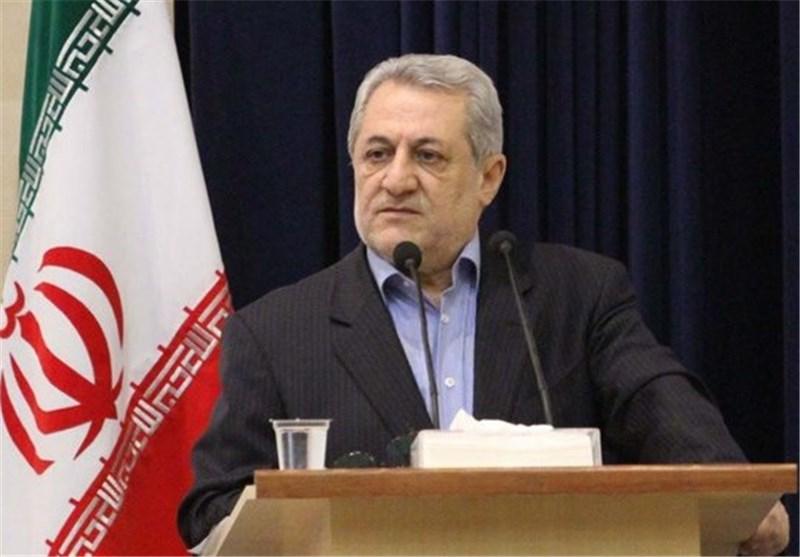 نبکبخت استاندار همدان