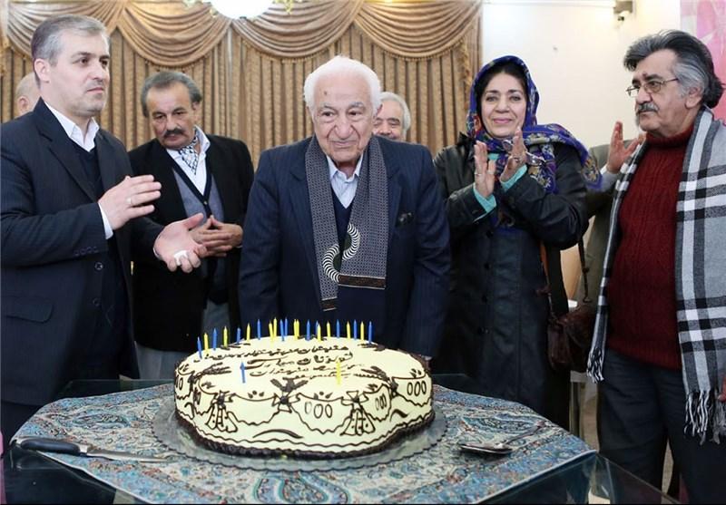 جشن تولد بهمن ماهی