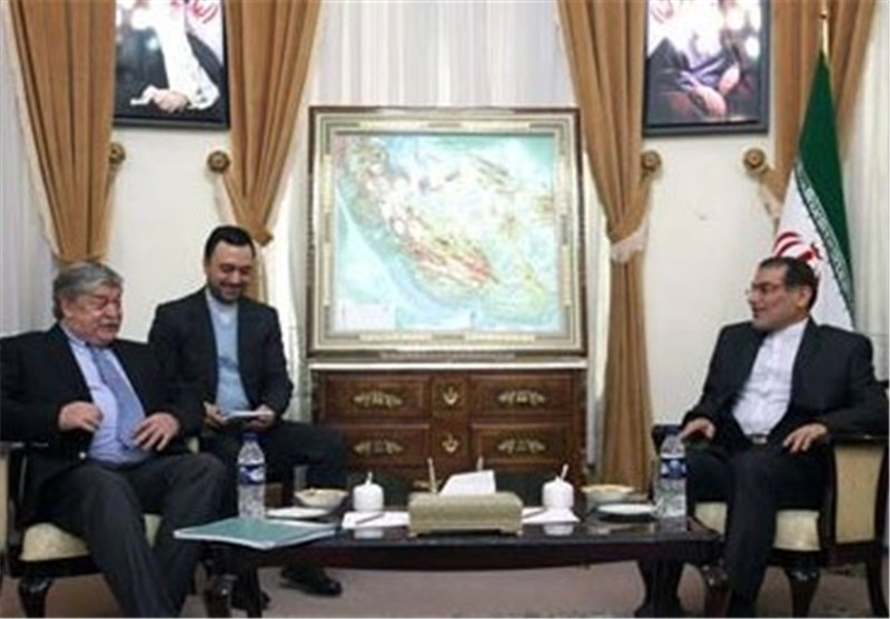 Official: Tehran Ready to Expand All-Out Ties with Moscow