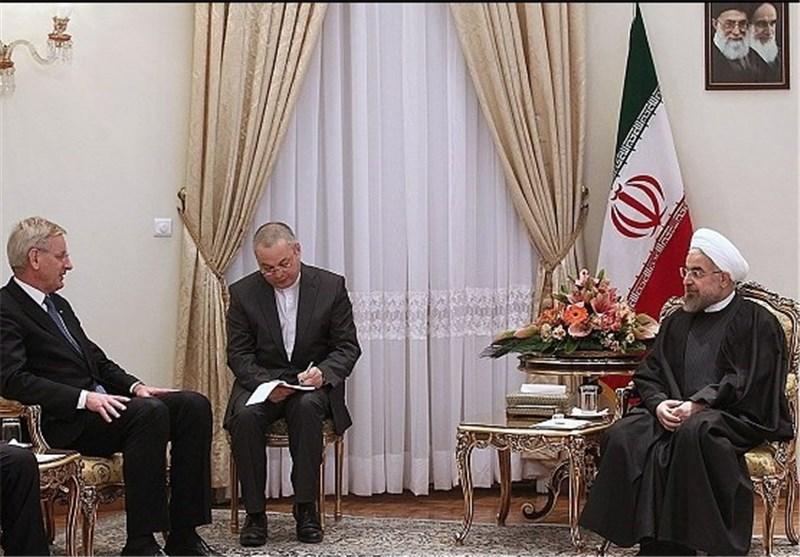 Iran Welcomes Enhancement of Economic Ties with Sweden