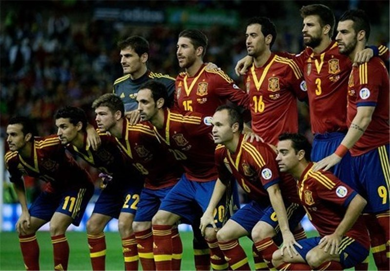 Iran's Rivals in World Cup to Play with Spain