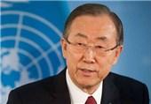 بان کی مون از همکاری سوریه در امحای تسلیحات شیمیایی تمجید کرد