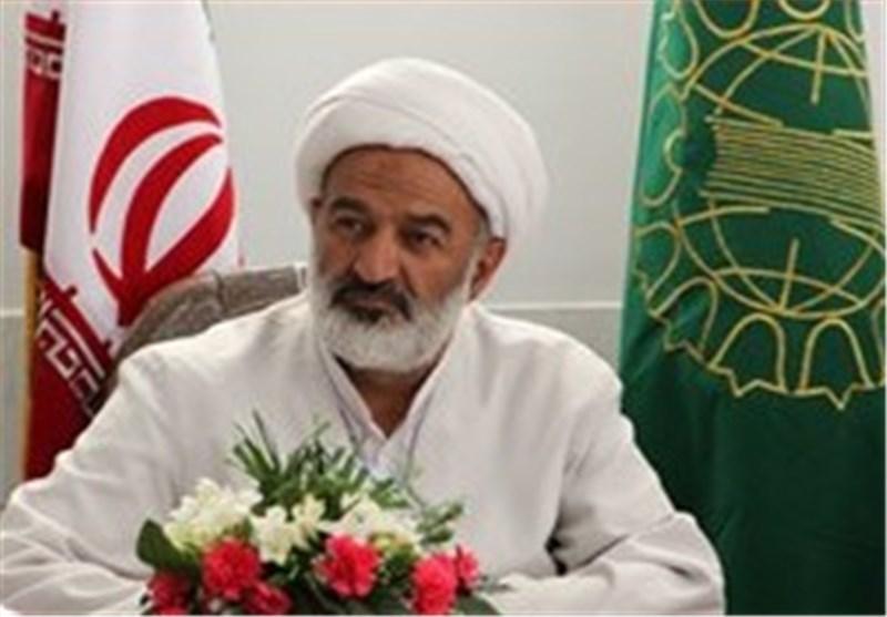 محمد فخرالدینی رئیس شورای هماهنگی تبلیغات اسلامی یزد