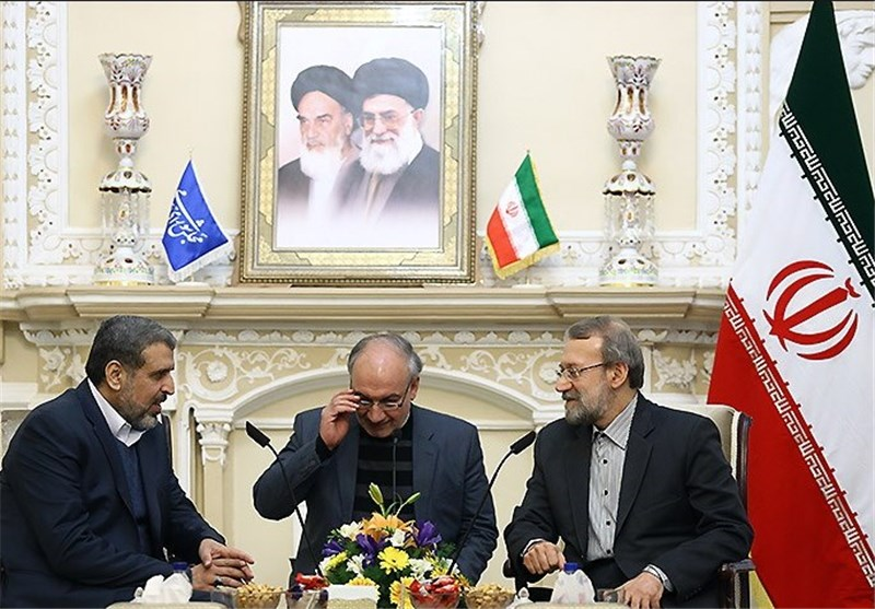 Larijani Underlines Importance of Unity among Islamist Groups