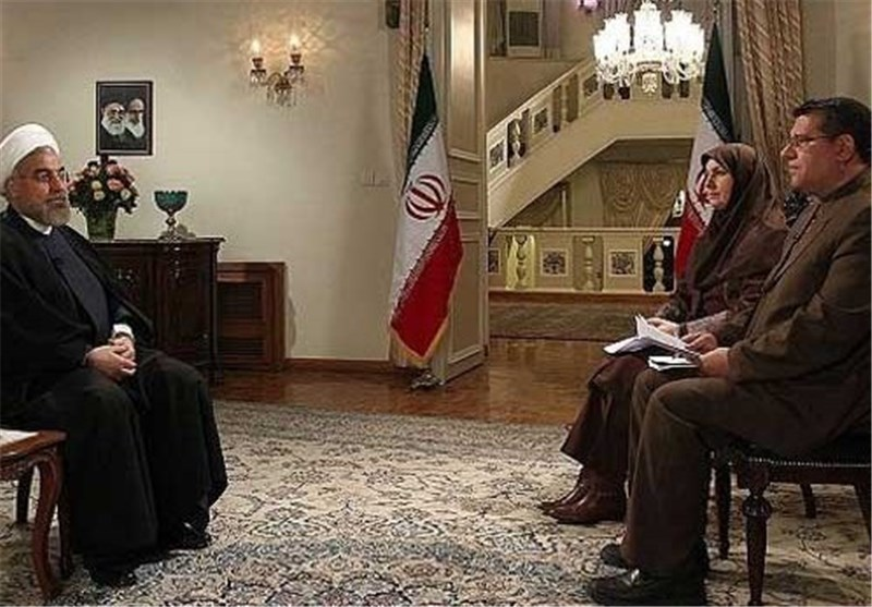 Rouhani Stresses Gov't Determination to Pursue Proactive Foreign Policy