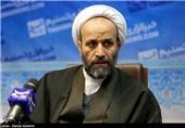 حضور حجت الاسلام محمدرضا تویسرکانی نماینده ولی فقیه در سازمان بسیج در خبرگزاری تسنیم