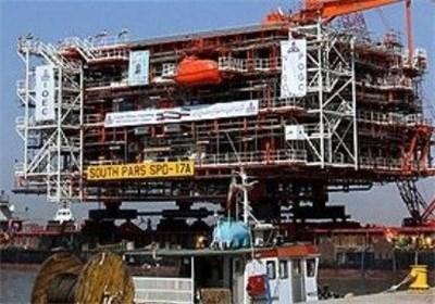 کشتی بحرینی سکوی فاز ۱۳ پارس جنوبی حوادث نفتی اخبار نفتی اخبار حوادث