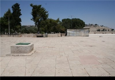 المسجد الأقصى أولى القبلتین وثالث الحرمین الشریفین