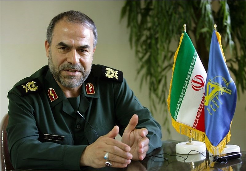 US Never Dares to Take Military Act against Iran: IRGC Official