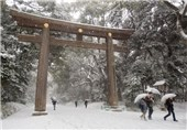 5 Dead, 600 Injured as Snow Storm Hits Japan