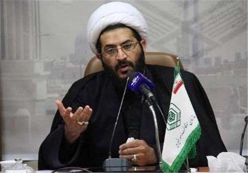 غلامرضا عادل مدیر کل اوقاف یزد