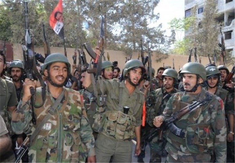 """الجیش السوری یحرز تقدما فی حلب، والقتال مستعر بین """"داعش"""" و""""النصرة"""""""