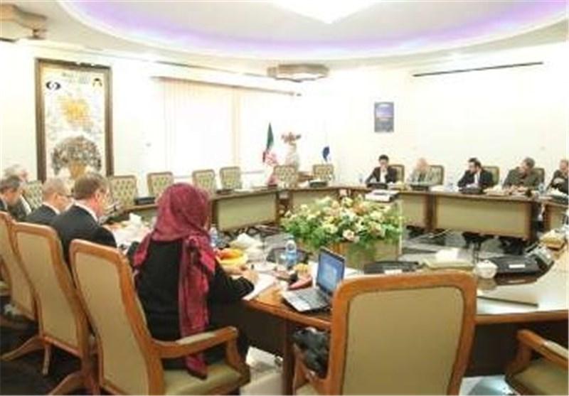 بدء الجولةالثالثة لمفاوضات ایران الاسلامیة والوکالةالدولیة