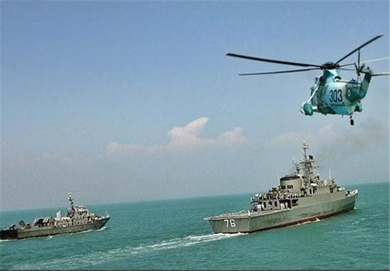 إيران ترسل سفنا حربية