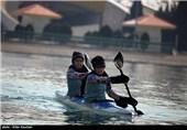 مسابقات لیگ برتر قایقرانی بانوان