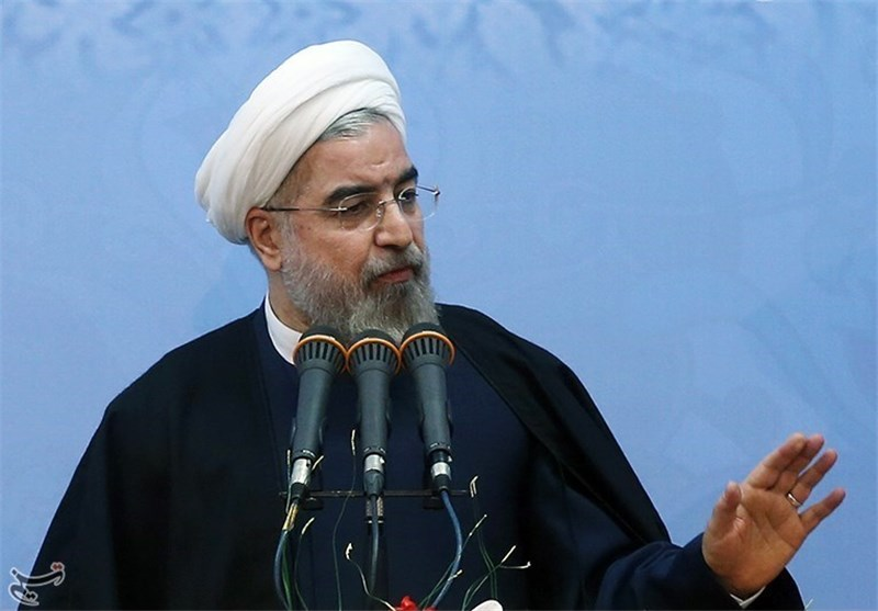 Iranians Won't Forget What US Did to Them: President Rouhani