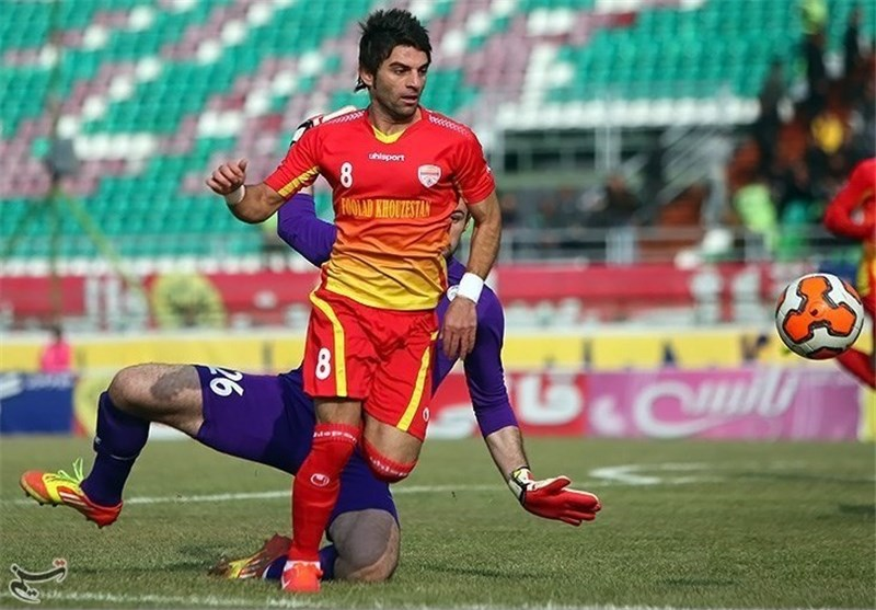 Foolad and Naft Shares Points in IPL