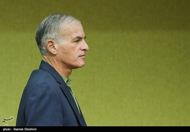 US Political Analyst Finkelstein at Press Conference in Tehran