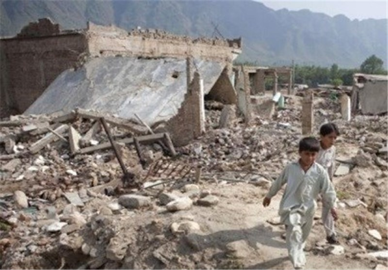2 Afghan Civilians Killed in Suicide Bomb Attack