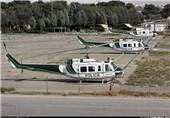 وزارت دفاع 12 فروند پهپاد و 6 فروند بالگرد به نیروی انتظامی تحویل داد