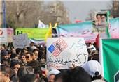 راهپیمایی 22 بهمن در شهرستانهای 17گانه آذربایجان غربی آغاز شد