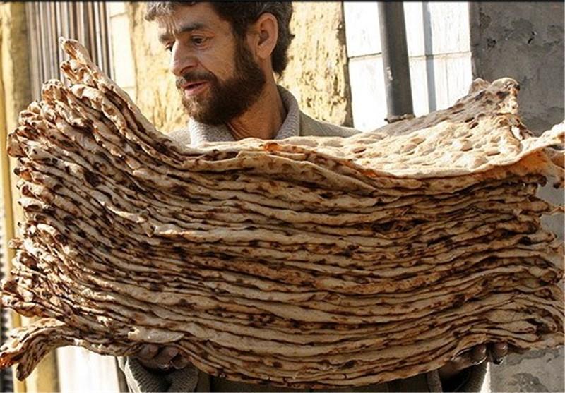 گرانی 32 درصدی قیمت نان با کمک وزن چانه؛ تخلفی که عقیم ماند