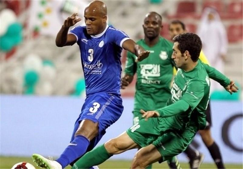 مجتبی جباری - الاهلی قطر