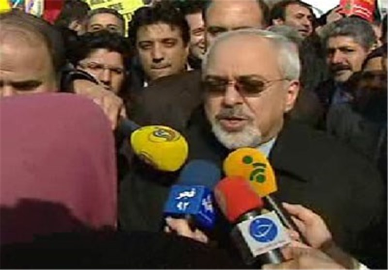 FM: Iranian N. Negotiators Buoyed Up by Nation's Support