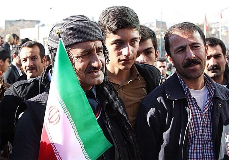 Image result for 22 بهمن در کردستان ایران