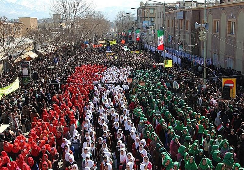 کردستان|22 بهمن شاهد حضور گسترده و دشمنشکن مردم در راهپیمایی خواهیم بود