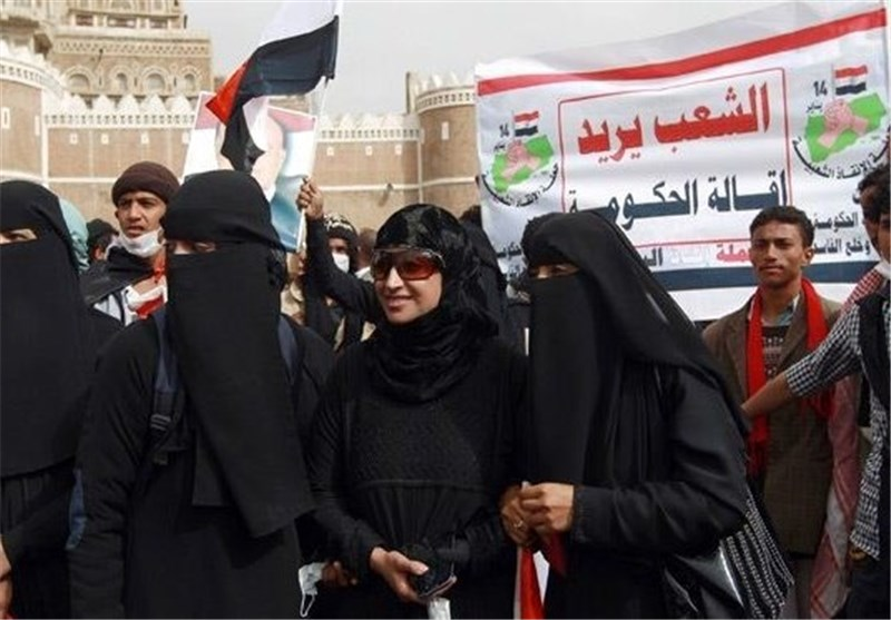 فی ذکرى انطلاقة ثورة الیمن : تظاهرات بصنعاء تطالب بإسقاط الحکومة