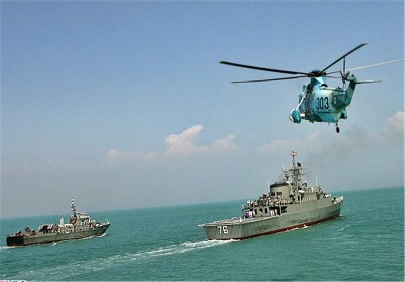 """Deniz Kuvvetlerinin """"Velayet-95"""" Adlı Büyük Tatbikatı Başladı"""