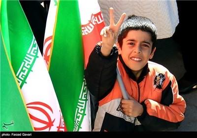 مسیرات 22 بهمن فی کرمان