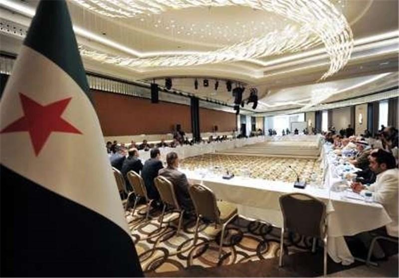 المعارضة السوریة تنتقل من ترکیا الى مصر