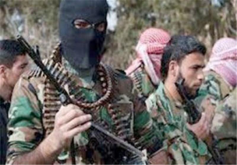 تسلل 1500 مسلح الی الاراضی السوریة