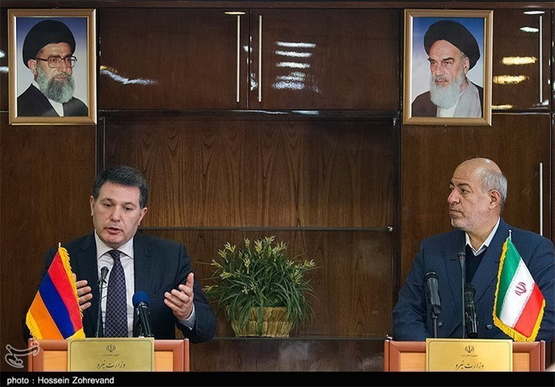 Iran, Armenia to Ramp Up Efforts to Reduce Aras River Pollution