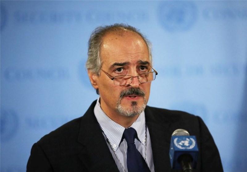 بشار الجعفری: اصول خصمانه عربها و آمریکا علیه سوریه تغییر نکرده است