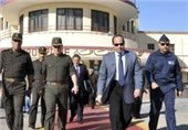 Egypt's Sisi on Second Day of Russia Trip