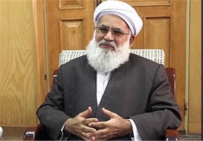 مولوی اسحاق مدنی: وحدة العالم الاسلامی ضرورة ماسة