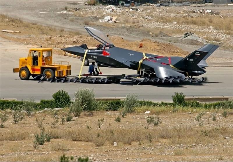 انواع هواپیما جنگی در تلگرام جنگنده قاهر 313 آماده پرواز در سال 2017/ فایتر ایرانی در ...