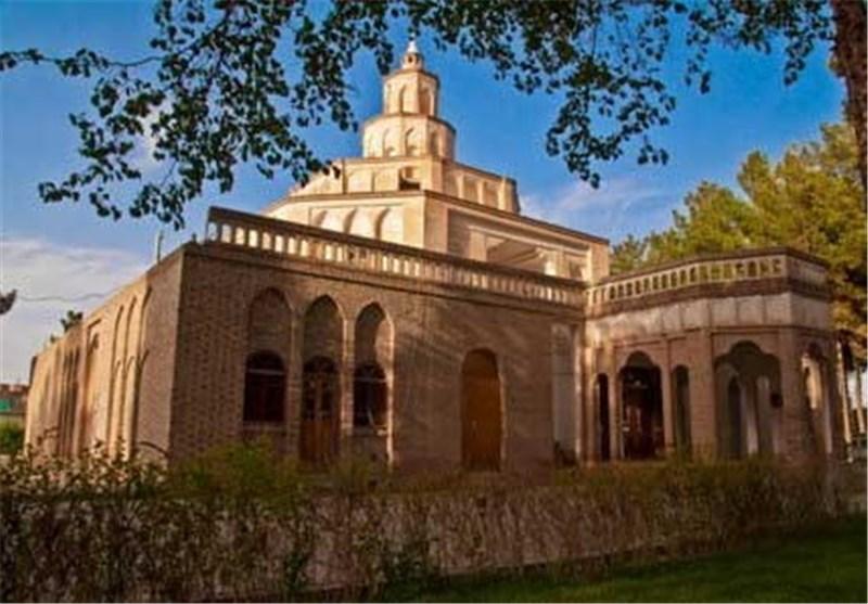ارگ کلاه فرنگی استان خراسان جنوبی مرمت میشود